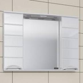 Зеркало-шкаф Санта Родос 100