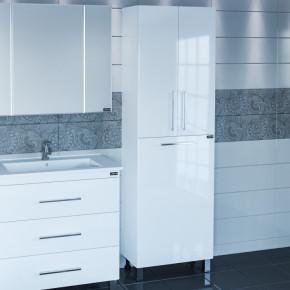 Пенал для ванной СанТа Вегас 60 напольный с б/к