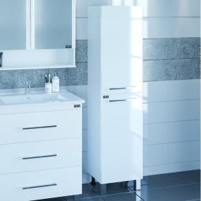 Пенал для ванной СанТа Вегас 40 универсальный с б/к