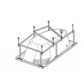Монтажный комплект для ванны Ибица 150х100 L/R