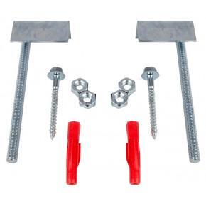 Комплект крепления для инсталляций TECE TECEprofil 9 380 300 для монтажа к стене 9380300