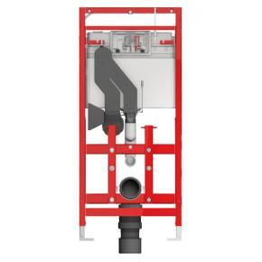 Система инсталляции для унитазов TECE TECElux 9 600 400 с системой удаления запахов 9600400