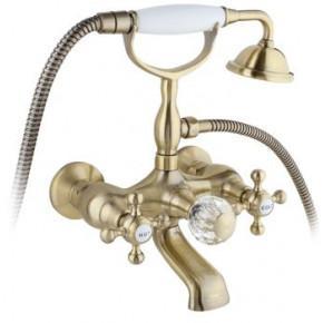 Смеситель Timo Nelson 1914Y-CR Antique для ванны с душем