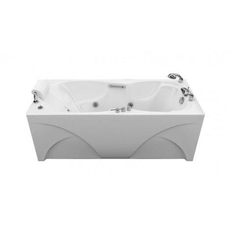 Акриловая ванна Triton Цезарь 1800х800х645 купить в Москве по цене от 18320р. в интернет-магазине mebel-v-vannu.ru