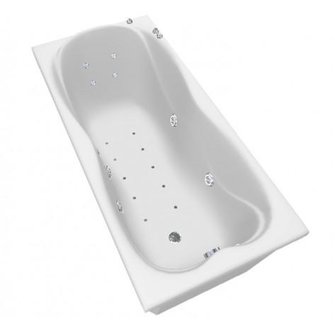 Акриловая ванна Triton Эмма 1500х700х620 купить в Москве по цене от 12110р. в интернет-магазине mebel-v-vannu.ru