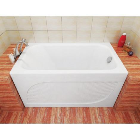Акриловая ванна Triton Лиза 1200х700х610 купить в Москве по цене от 11430р. в интернет-магазине mebel-v-vannu.ru