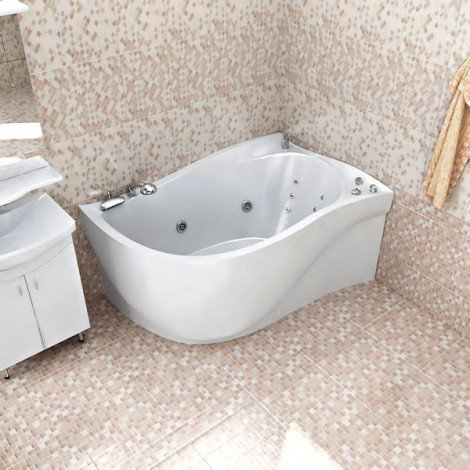 Акриловая ванна Triton Николь 1600х1000х630 Л/П купить в Москве по цене от 19010р. в интернет-магазине mebel-v-vannu.ru