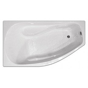 Акриловая ванна Triton Скарлет 1670х960х580 Л/П