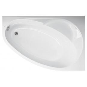 Акриловая ванна Vagnerplast Flora 150x100 R