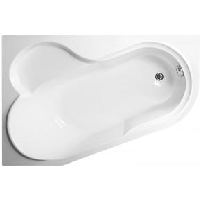 Акриловая ванна Vagnerplast Selena 147 L