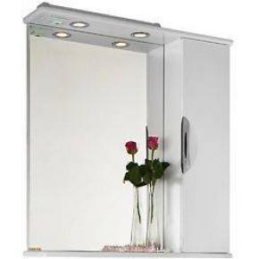 Зеркало-шкаф Vod-ok Лира 75