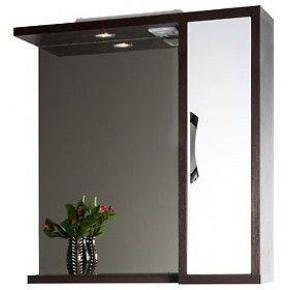 Зеркало-шкаф Vod-ok Клаудия 75
