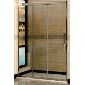 Дверь для душа WeltWasser 600S3-100L/R