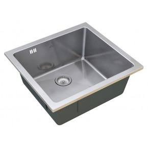 Кухонная мойка Zorg Steel Hammer R Filo SH R 4444